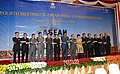 The Minister of State (Independent Charge) for Tourism, Dr. K. Chiranjeevi at the Fourth Meeting of ASEAN-INDIA Tourism Ministers, at Vientiane, Laos PDR on January 21, 2013.jpg