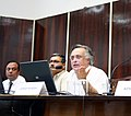 The Minister of State for Commerce, Shri Jairam Ramesh addressing the Calcutta Tea Traders Association at the inauguration of the electronic auction system for tea traders at Nilhat House, Kolkata on June 20, 2006.jpg
