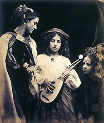The Minstrel Group, by Julia Margaret Cameron.jpg