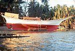 The Naga Pelangi before launching, 1981.jpg