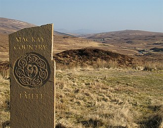 Clan Mackay - Image: The Province of Strathnaver geograph.org.uk 395303