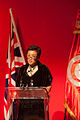 The Rt Hon Baroness Scotland QC, Co-President, Chatham House (8222996129).jpg