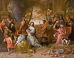 The Sacrifice of Iphigenia by Jan Havickszoon Steen.jpg