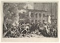 The Storming of the Bastille on 14 July 1789 (Prise de la Bastille le 14 juillet 1789) MET DP820481.jpg