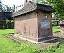The Tomb of Frederik Wieman , Dutch Cemetery, Chinsurah.jpg