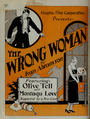 The Wrong Woman by Ivan Abramson Film Daily 1920.png