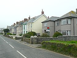 The post office, Tintagel - geograph.org.uk - 1385380.jpg