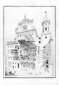 Theodor Fischer Rathaus zu Augsburg 1886.png