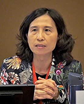 Theresa Tam 3rd chief public health officer of Canada