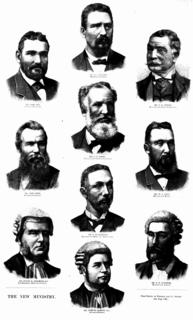 Dibbs ministry (1891–1894)
