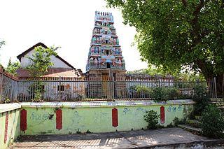 Sivapuri Uchinathar Temple temple in India