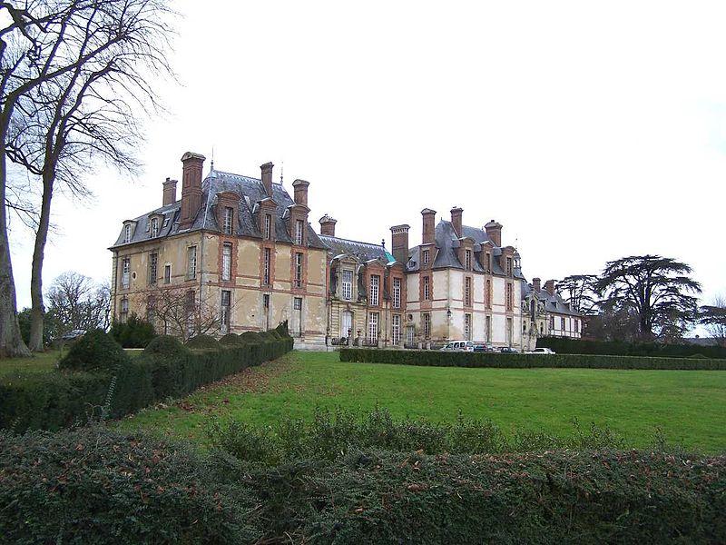 chateau de thoiry