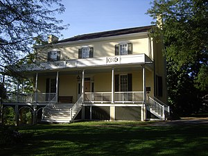 Thomas Cole House - Thomas Cole House in 2007