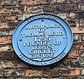 Thomas Lord plaque.jpg