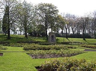 Thompson Park (Burnley) Park in Burnley, United Kingdom