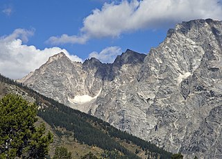 Thor Peak (Wyoming) mountain in United States of America