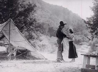 <i>Three Mounted Men</i> 1918 film by John Ford