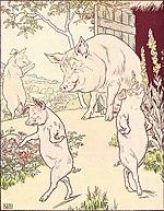 Os Três Porquinhos Wikipédia A Enciclopédia Livre