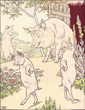Three little pigs and mother sow - Project Gutenberg eText 15661.jpg