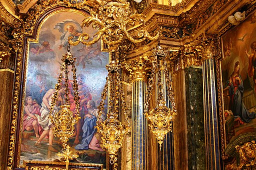 Thuribles - Igreja de São Roque - Lisbon