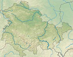 Kyffhäuser/Kyffhäusergebirge (Thüringen)
