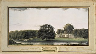 Tillally, the governor`s country residence