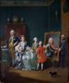 Tischbein - Erbprinz Friedrich II. mit seiner Familie - Museumslandschaft Hessen Kassel.png