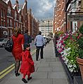 To Madame Tussauds by the Chiltern st. London, GB.jpg