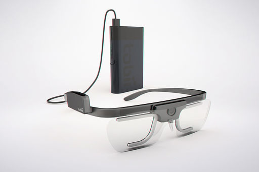 Tobii Glasses 2 Eye Tracker Wearable System Tobii I