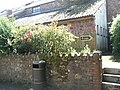 Toilets in Church Street, Dunster - geograph.org.uk - 925221.jpg