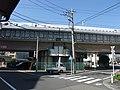 Tokaido Shinkansen viaduct Dai-Ni Ichinotsubo Bℓ.jpg