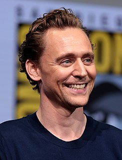Tom Hiddleston English actor