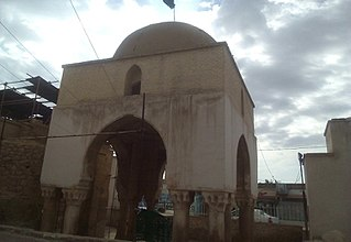 Sarvestan City in Fars, Iran