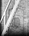 torentrap b- noord muur, 4e. geleding - amersfoort - 20009236 - rce