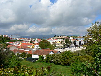 Torres Novas - A general view of Torres Novas