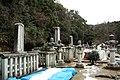 Tottori feudal lord Ikedas cemetery 080.jpg