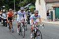 Tour de France 2011 étape 7 sortie Chaumont échappés 3.jpg