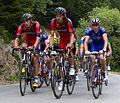 Tour de France 2014, bus met oss en burghardt (14683084639).jpg