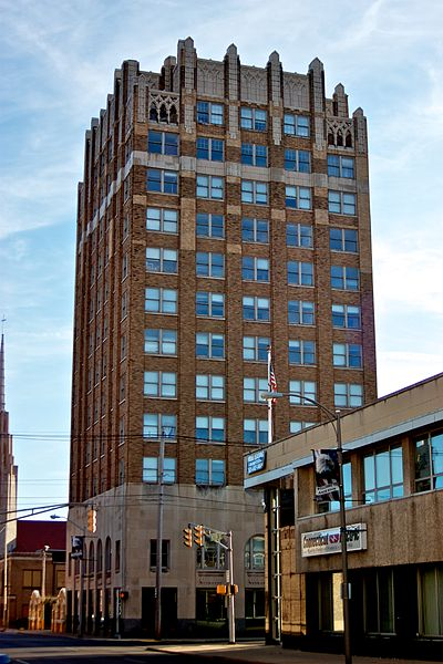 Tower Hotel (Anderson, Indiana)