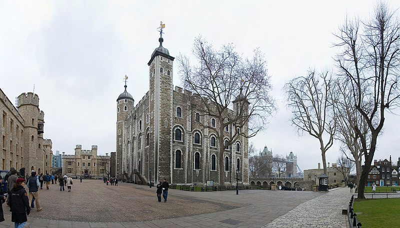 File:Tower Of London - White Tower March 2006.jpg