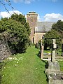 Tower of St. Ethelbert's Church, Littledean - geograph.org.uk - 741608.jpg