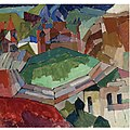 Town in Southern Russia by Aristarkh Lentulov (1914-16).jpg