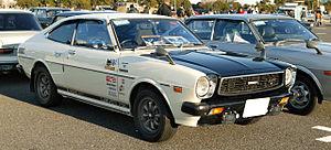 Toyota Corolla Levin and Toyota Sprinter Trueno - 1977 Toyota Corolla Coupe 1600 Levin (TE51)