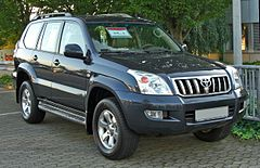Toyota Land Cruiser J120