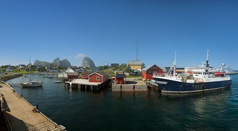File:Træna havn.jpg