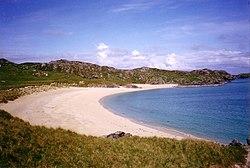 Traigh Mhor, Isle of Little Bernera - geograph.org.uk - 1412712.jpg
