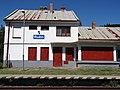 Train Station at Ruzin - Near Kosice -Slovakia (36420637422).jpg