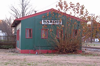 Sardis, Mississippi Town in Mississippi, United States