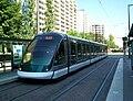 TramStrasbourg lineC Esplanade versNeuhof2.JPG
