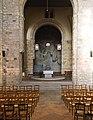 Transept de l'église Notre-Dame-en-Saint-Melaine, Rennes, Ille-et-Vilaine.jpg